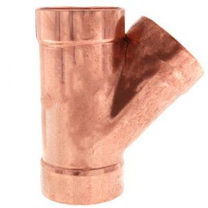 Lead-Free Wrot Copper DWV Fittings