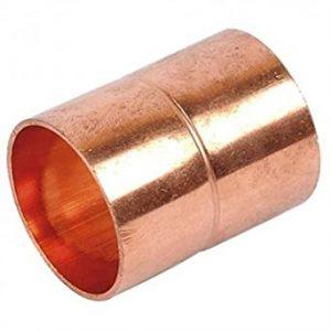 1-1/2'' Wrot Copper Roll-Stop Coupling C x C
