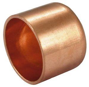 1-1/2'' Wrot Copper Tube Cap